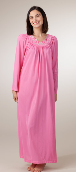 Nylon Nightgowns For 107