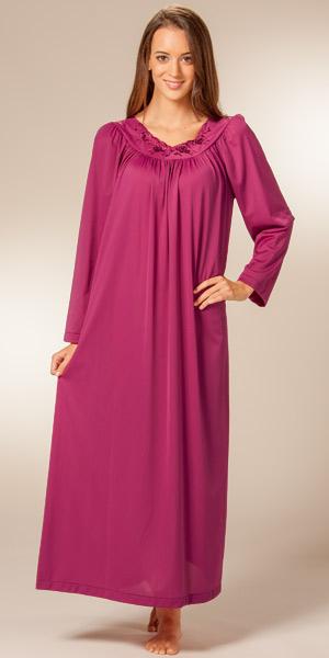 Nightgown Sleeves Nylon 5