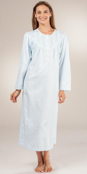 Brushed Nylon Nightgowns 80