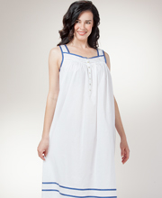 Woven Cotton Nightgowns