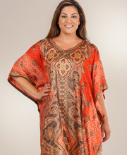 Sante Caftans - One Size Fits Most Polyester Kaftan - Persian Palace