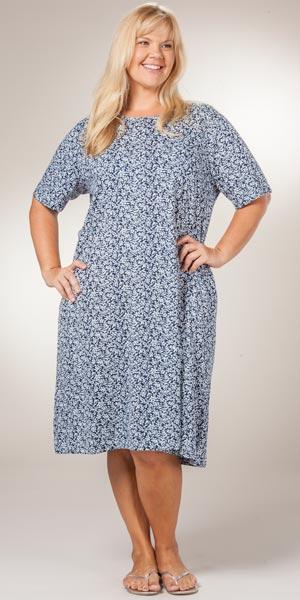Size Cotton Dresses