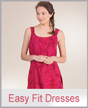 >Easy Fit Dresses