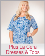 La Cera Plus Size Dresses & Tops