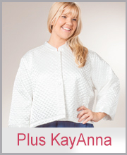 >Plus Size KayAnna