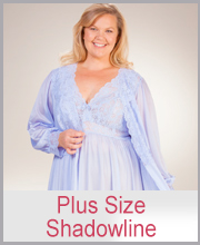 >Plus Size Shadowline