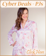 Cyber Deals on Pajama Sets