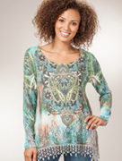 Tunic Tops & Blouses