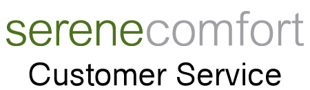 Serenecomfort.com Customer Service