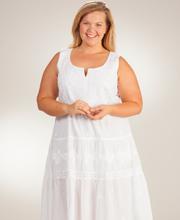 Plus Size Sundresses and Summer Dresses | Serene Comfort