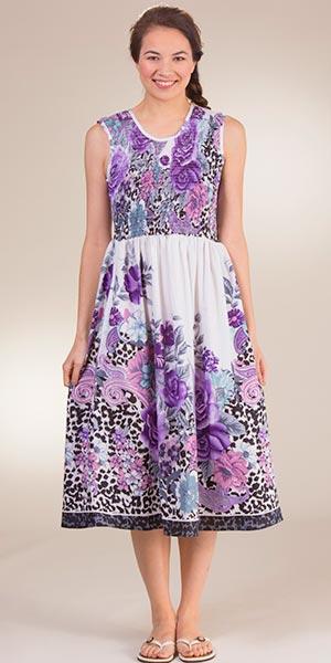 Wild violet dresses images