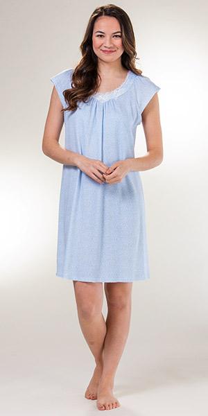 Flutter Sleeve Gowns