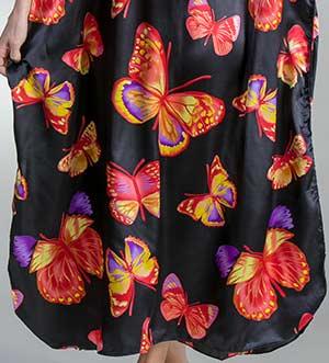 Butterflies in Flight Caftan