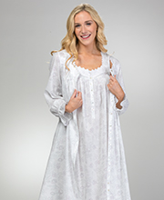 new collection top-rated fashion pretty nice Peignoir Nightgown Robe Sets | Serene Comfort