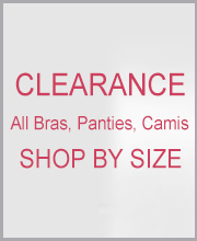 Clearance - Shop by Size
