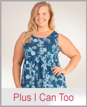 Plus Size Icantoo