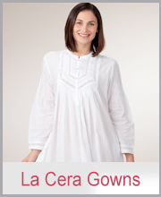 La Cera Nightgowns