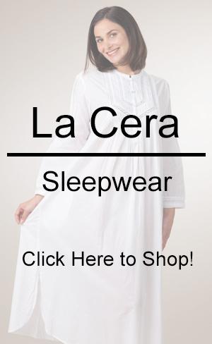 La Cera Sleepwear