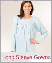 Long Sleeve Women's Sleepwear