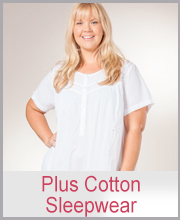 Plus Cotton Sleepwear