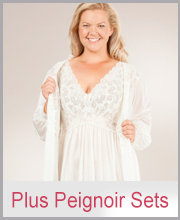 Plus Peignoir Sets