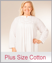 Plus Size Cotton