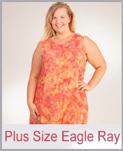 Plus Size Eagle Ray