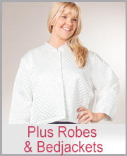 Plus Size Bed Jackets