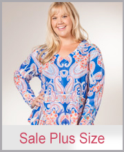 Sales & Special on Plus Size Wear