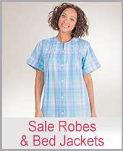 Sale Robes & Bed Jackets