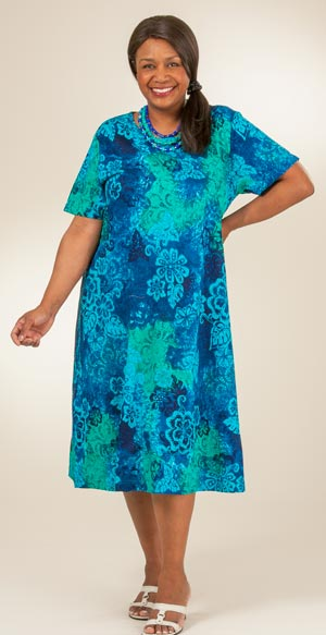 Plus Size Sundresses And Summer Dresses Serene Comfort