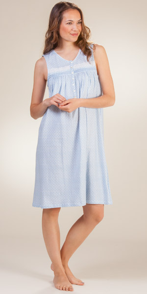 Sleeveless Nightgown Cotton ($ - $): 30 of items - Shop Sleeveless Nightgown Cotton from ALL your favorite stores & find HUGE SAVINGS up to 80% off Sleeveless Nightgown Cotton, including GREAT DEALS like Women's Lace Trim Sleeveless Cotton Nightgown by .
