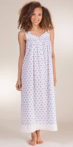 Cotton nightgowns are fabulous for a comfortable night's sleep. For ultimate comfort, put on a Jones New York sleep shirt with plenty of breathing room, a Jockey nightgown for ultra comfort, or a Ralph Lauren gown for a perfect night's sleep. Find comfortable cotton .